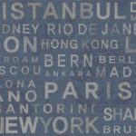 Cities Font