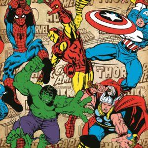 Marvel's Superhero Wallpaper