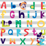 Mickey Mouse Mural Wallpaper