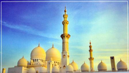 Islamic Mosque Kaaba Mural Wallpaper Dresdendecor
