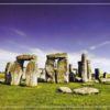 Stonehenge Mural Wallpaper