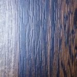 Slice Lamination Wood - Dark Brown