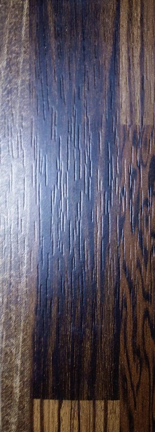 Slice Lamination Wood - Dark Brown