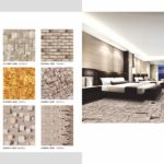 3D Carpet Trees Texture