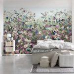 Flower Photomural Wallpaper