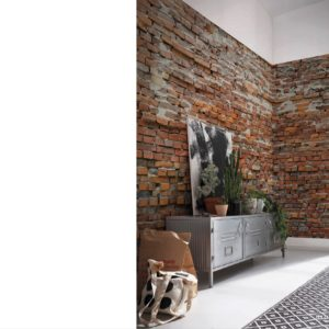 Brick Photomural Wallpaper