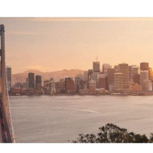 California Photo Mural Wallpaper