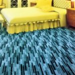 Patterned Carpet Roll