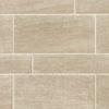 Concrete brick wallpaper