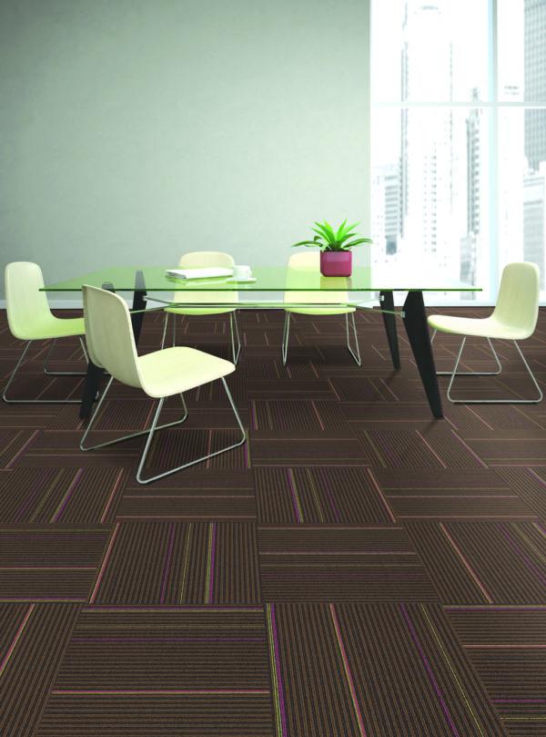 Neon Square Carpet Tiles Kuala Lumpur