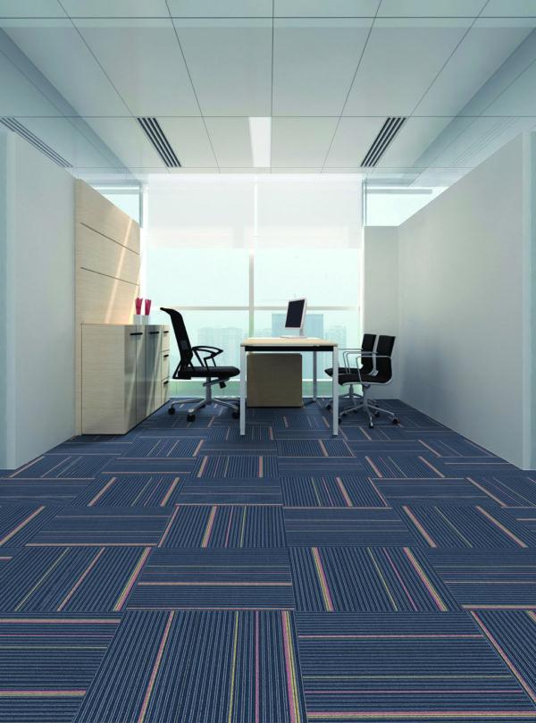 Neon Square Carpet Tiles Selangor
