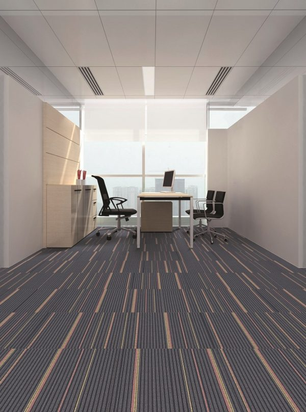 Neon Square Carpet Tiles for offices Malaysia