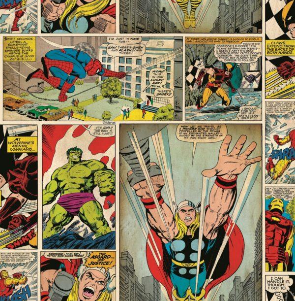 Marvel's Wallpaper