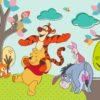 Winnie The Pooh Photo Mural