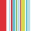 Pooh Stripes Wallpaper