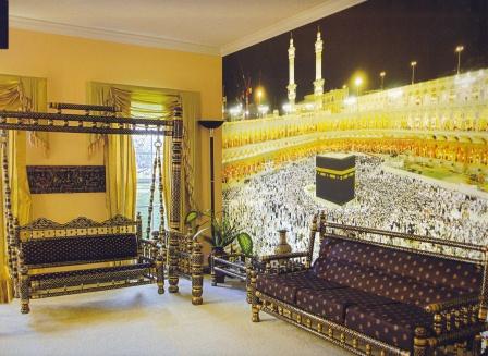 Islamic Mural Wallpaper