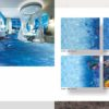 3D Carpet Sea Water