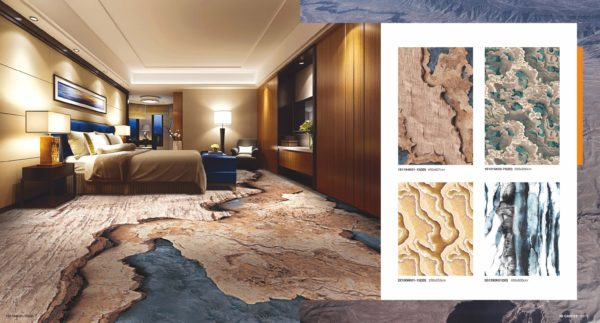 3D Carpet Grand Canyon