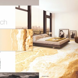 3D Carpet Beach Sand