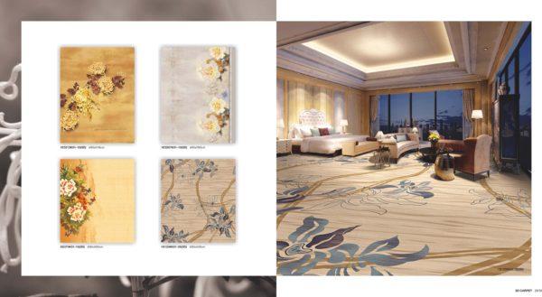 3D Carpet Petal