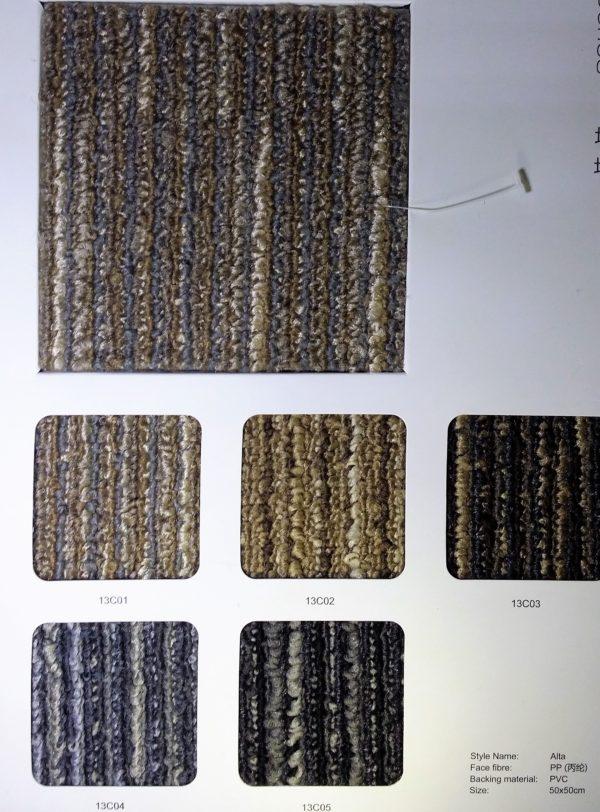 Unique Carpet Tiles