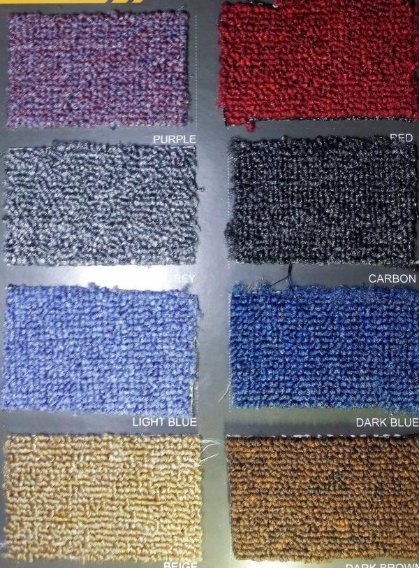Thick Plain Carpet