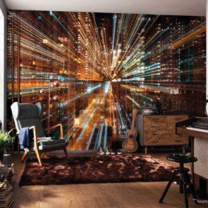 Fusion Mural Wallpaper