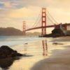 Golden Gate Mural Wallpaper