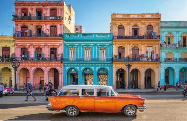 Havana Photo Mural