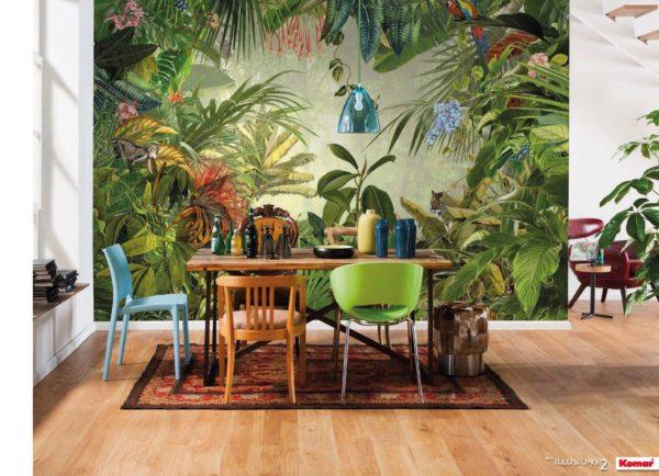 Nature Mural Wallpaper