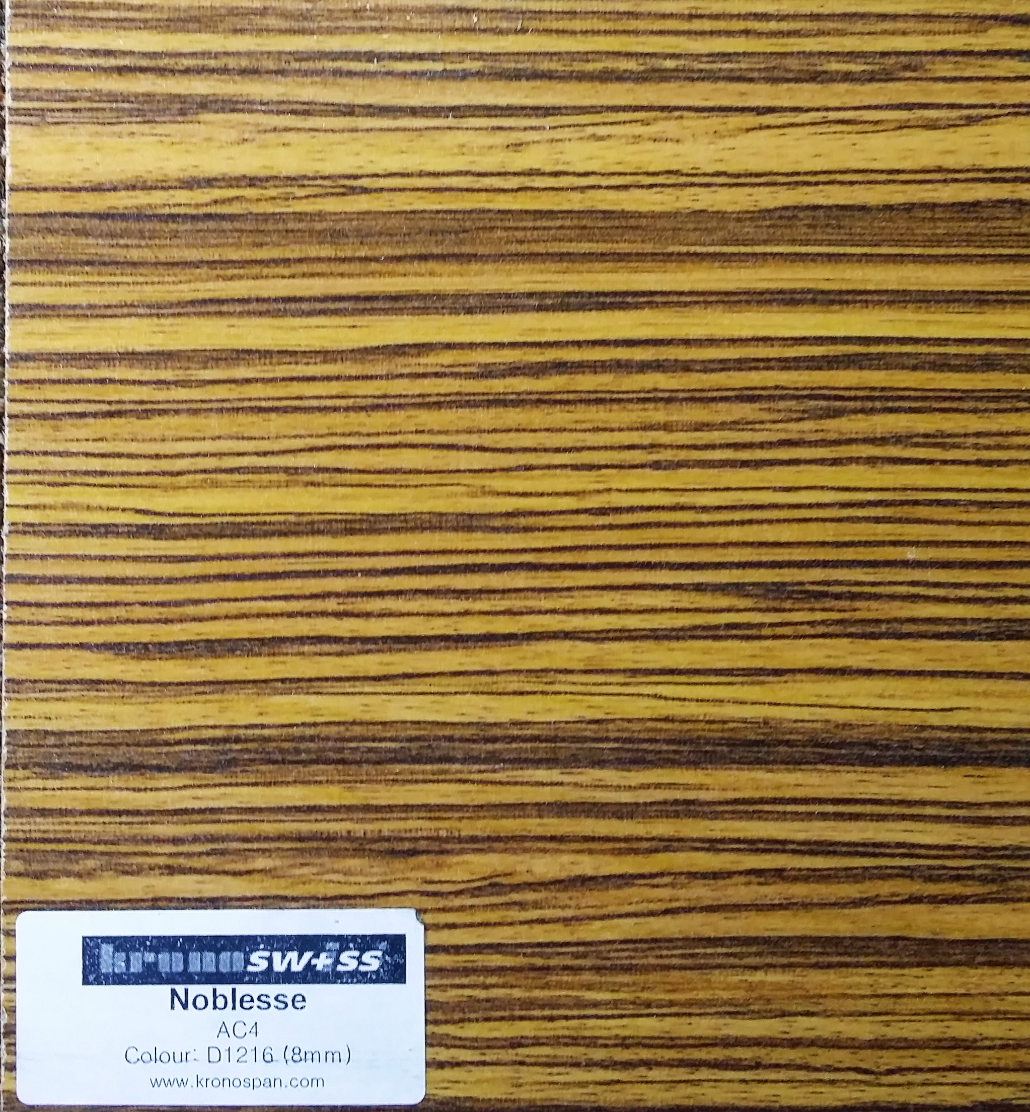 Swiss Krono 8mm Laminated Floor Board Dresdendecor