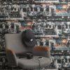 European Kids Glow in Dark Wallpaper
