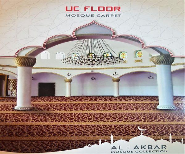 Al-Akbar Mosque Carpet