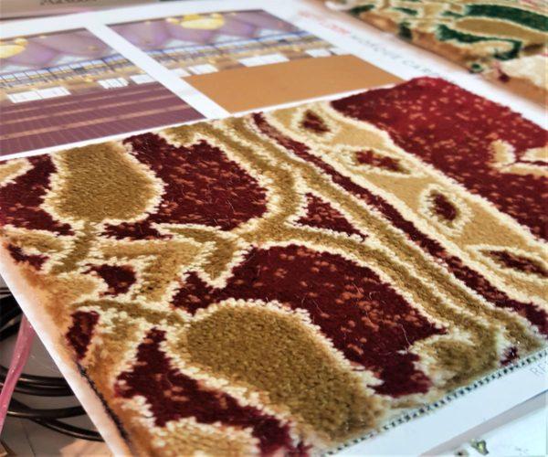Al-Ansar Karpet Surau