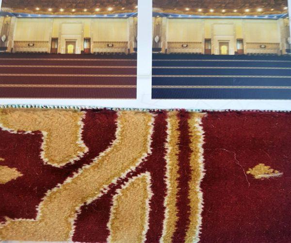 Al-Hamra Karpet Masjid Malaysia