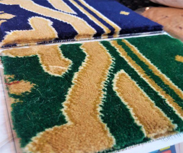 Al-Hamra Carpet Surau