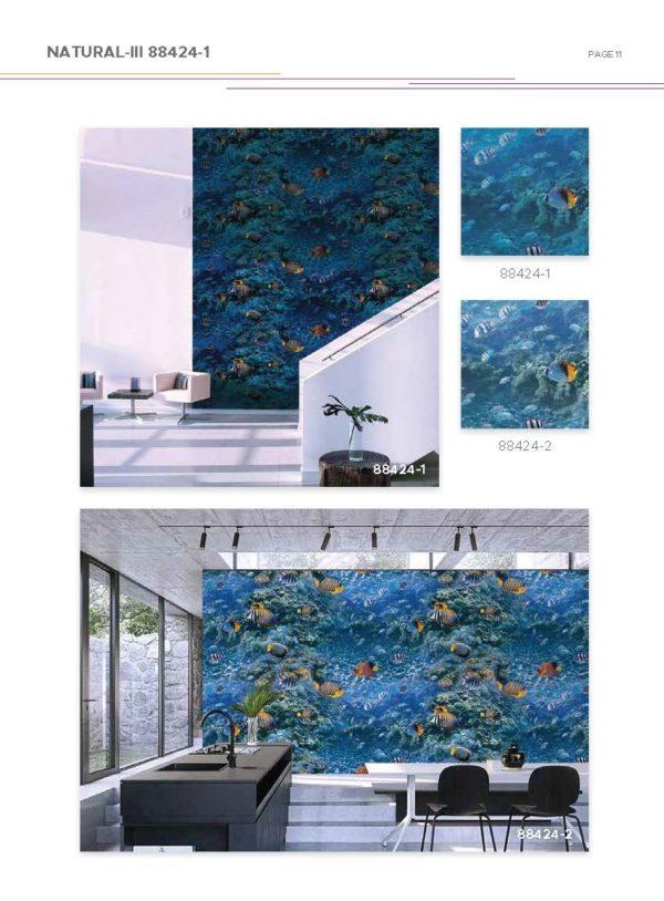 Natural 3 Korean Wallpaper