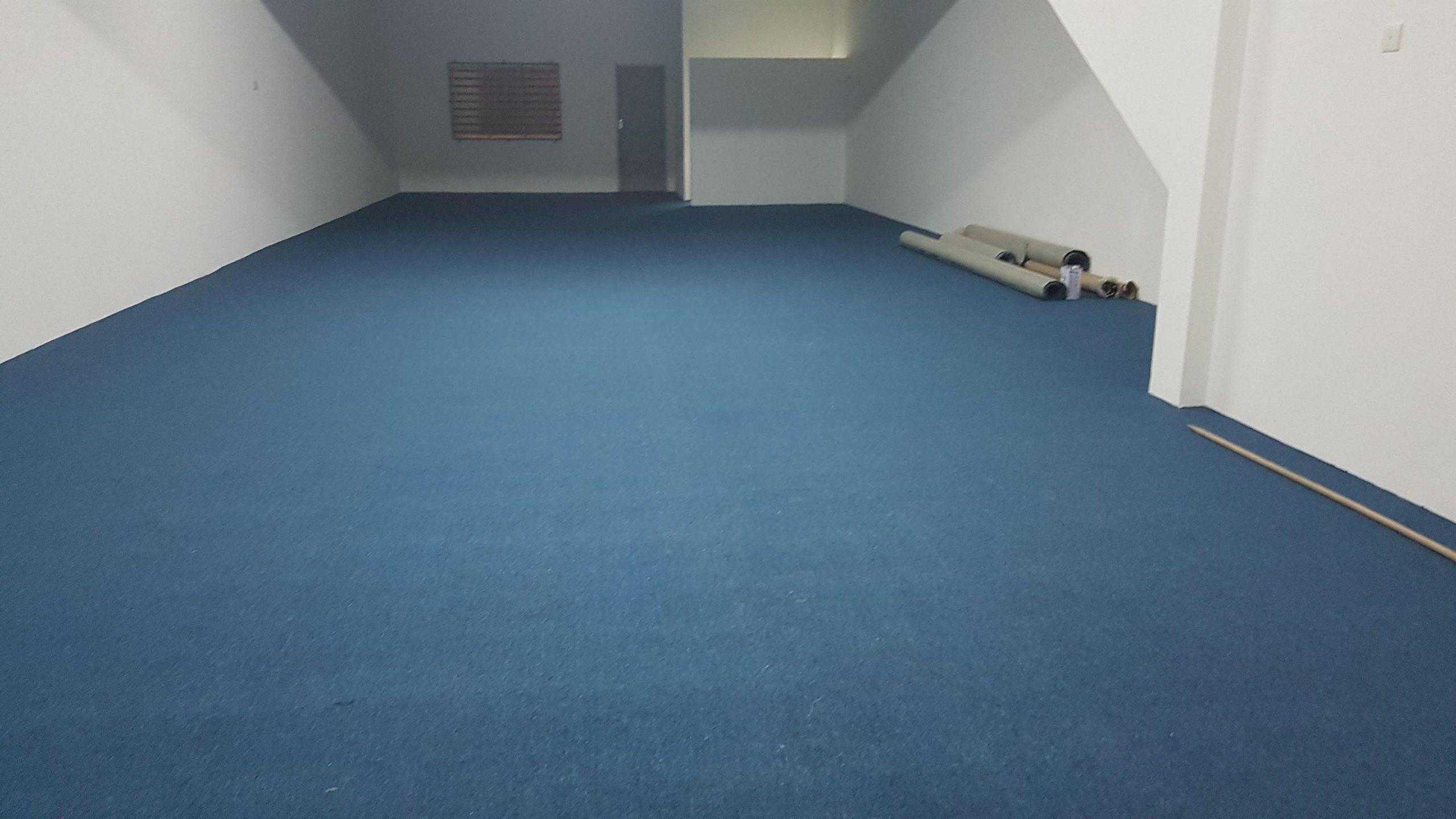 Melaka Office Plain Carpet Roll