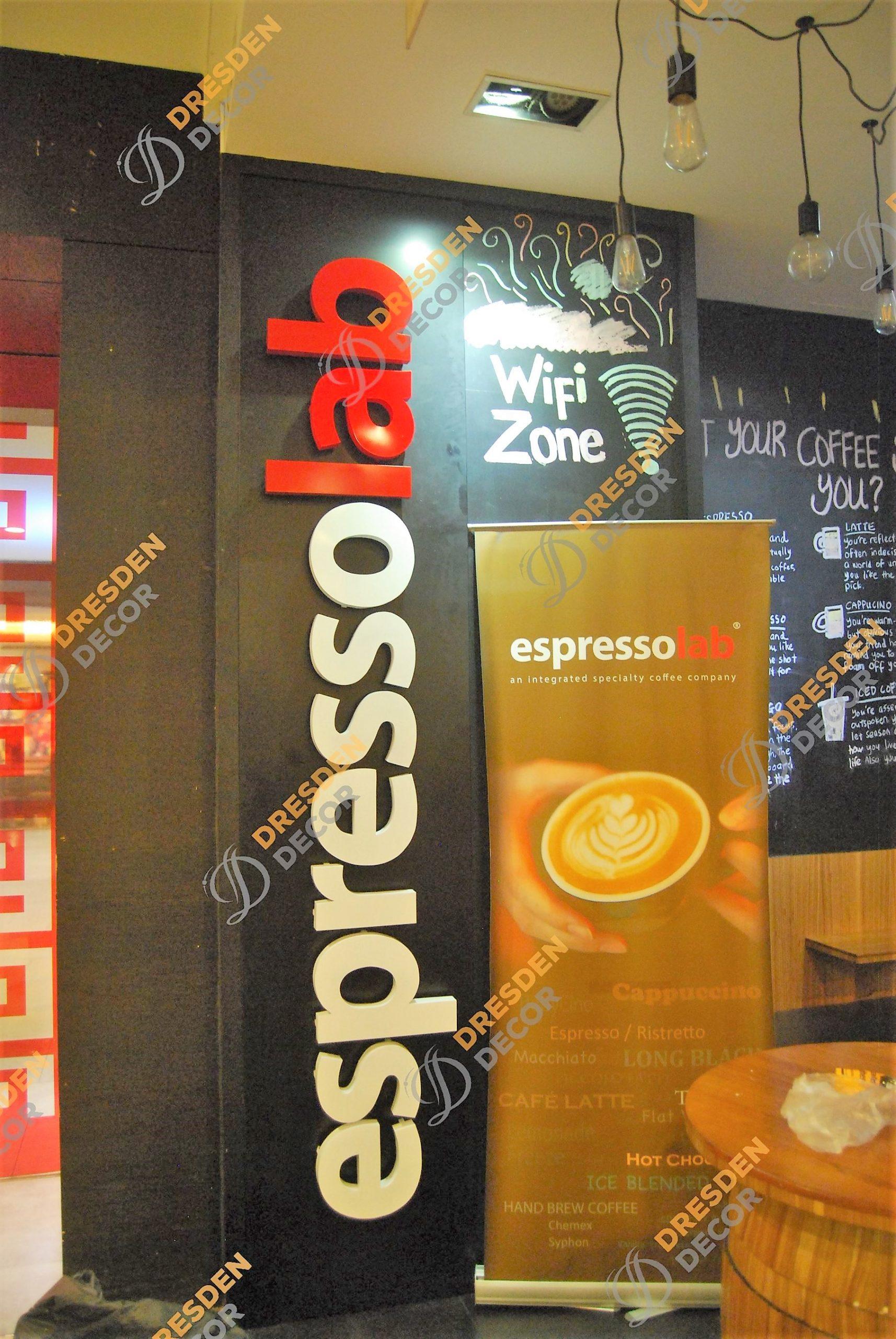 Espresso Lab Publica, KL