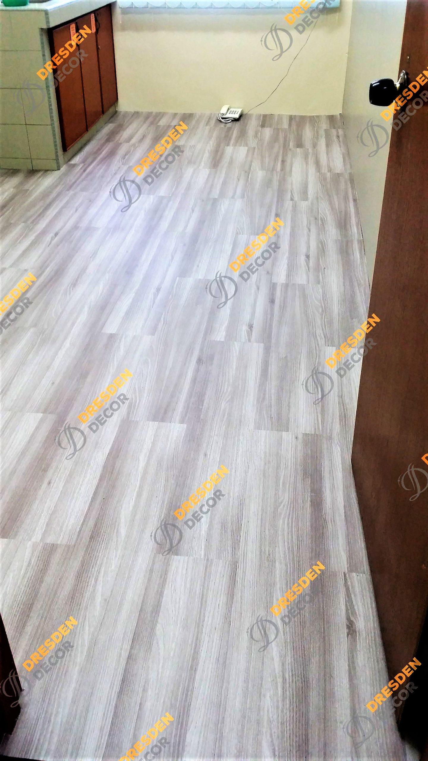 Sime Darby Banting Plantation 3.0mm PVC Korean Vinyl Plank