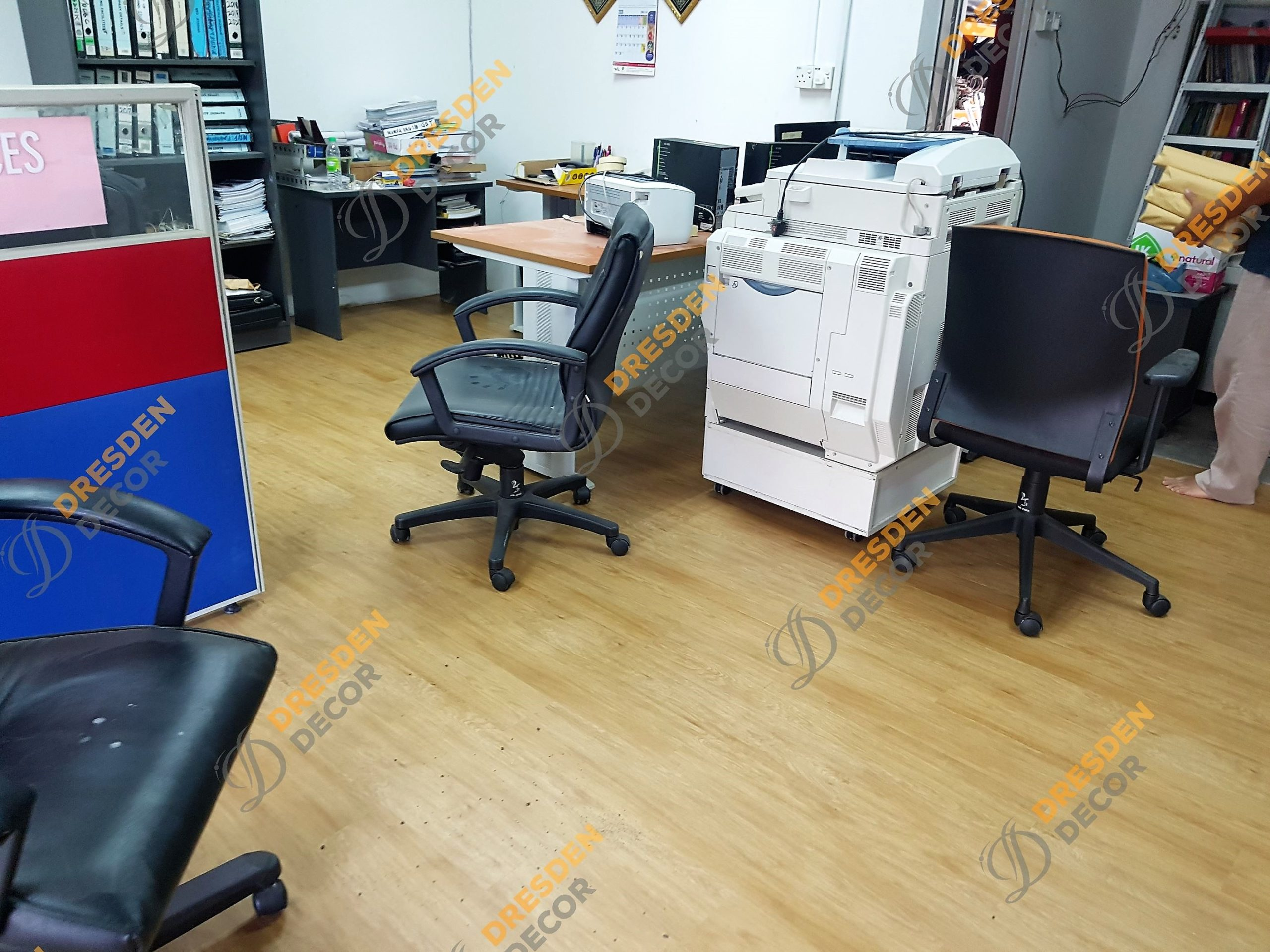 Contractor Office 3.0mm PVC Vinyl