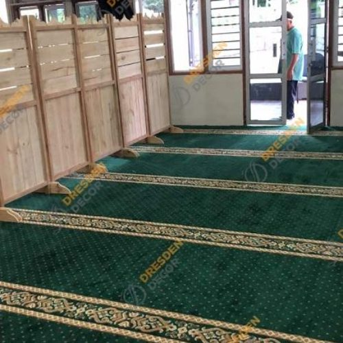 Surau, Sungai Buaya-Mosque Carpet