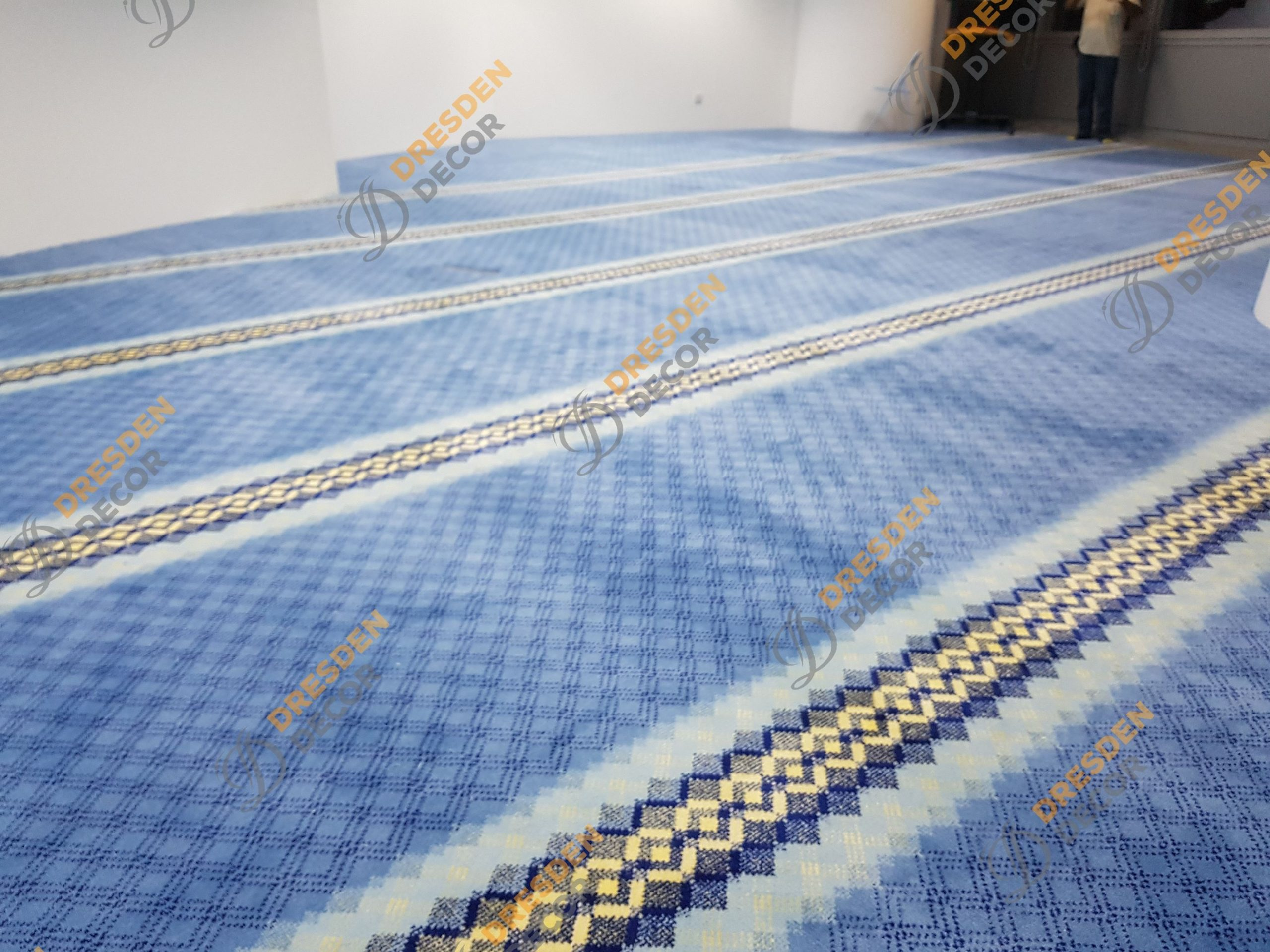 Surau, NAZA Tower- Mosque Carpet