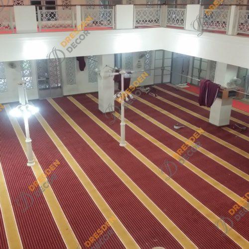 MINDEF -Mosque & Surau Carpets