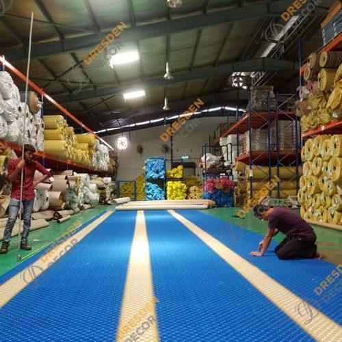 Surau Balai Polis Ipoh- Mosque Carpet