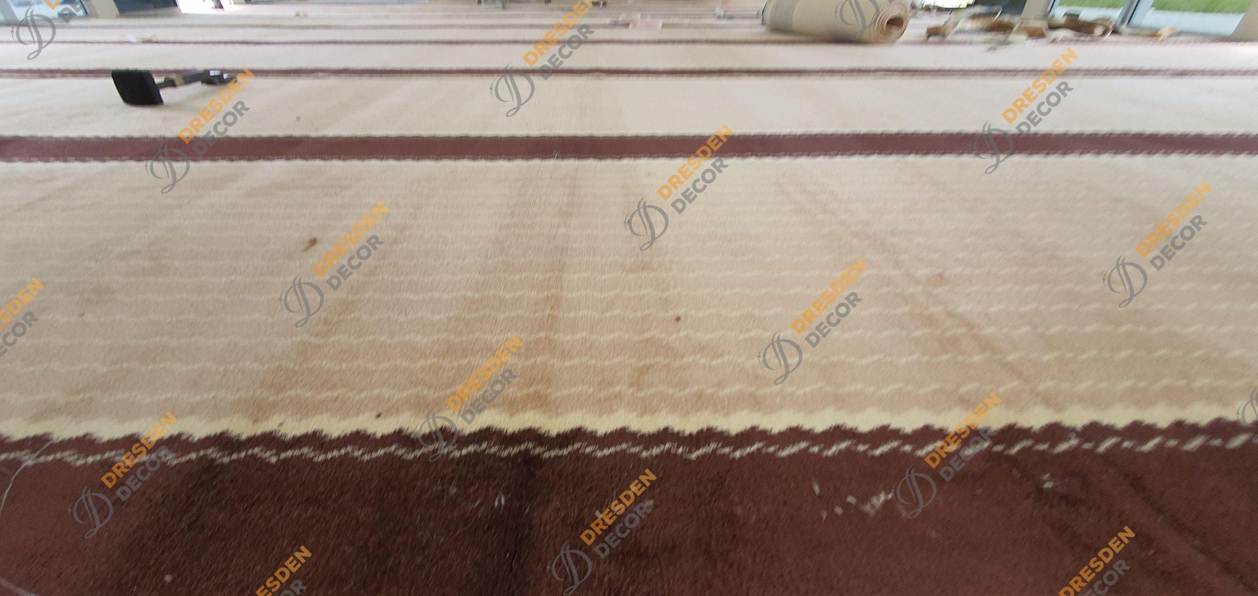 Behrang Surau – Mosque Carpet