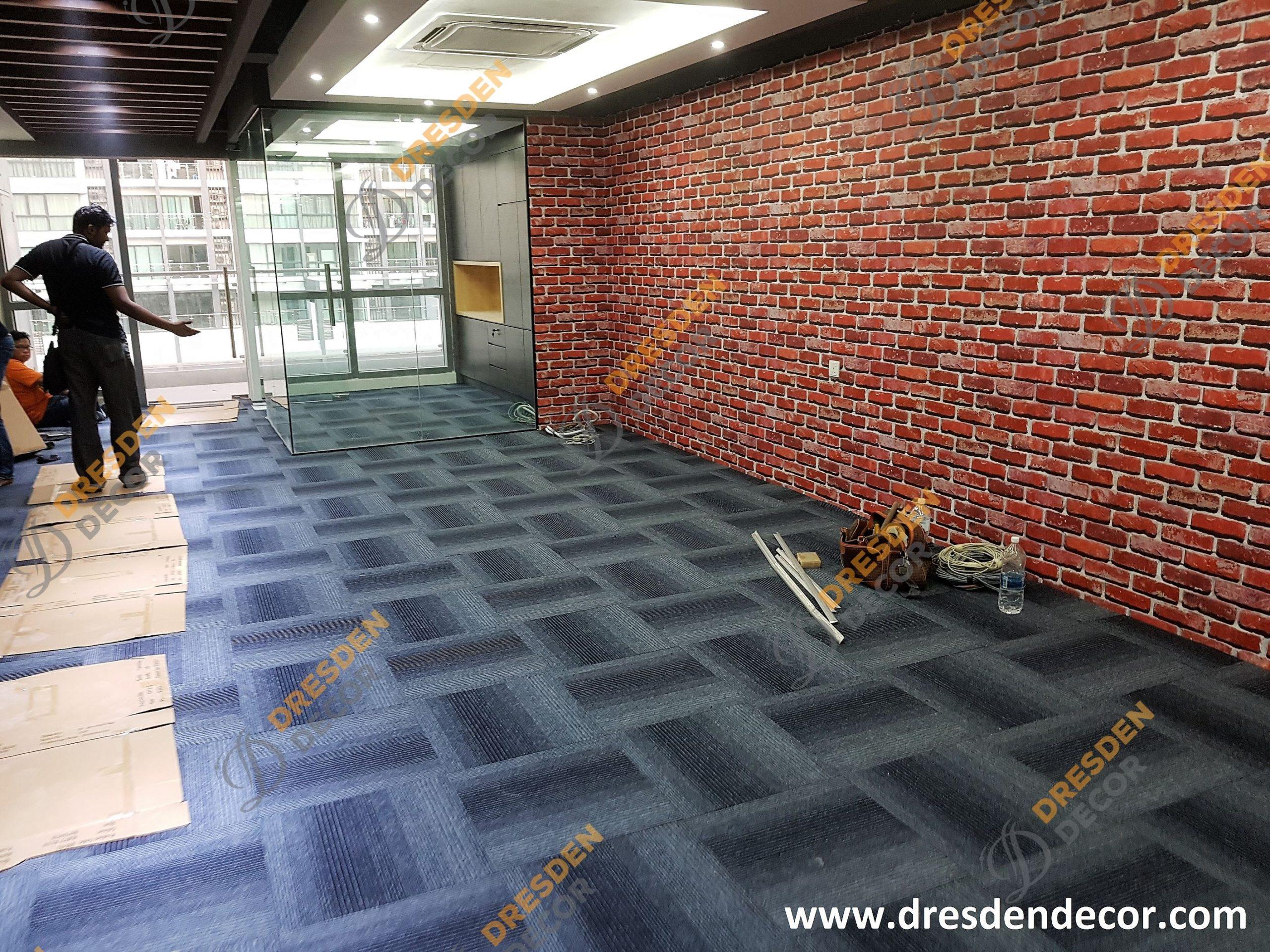 Office Sunway Velocity – Carpet Tiles