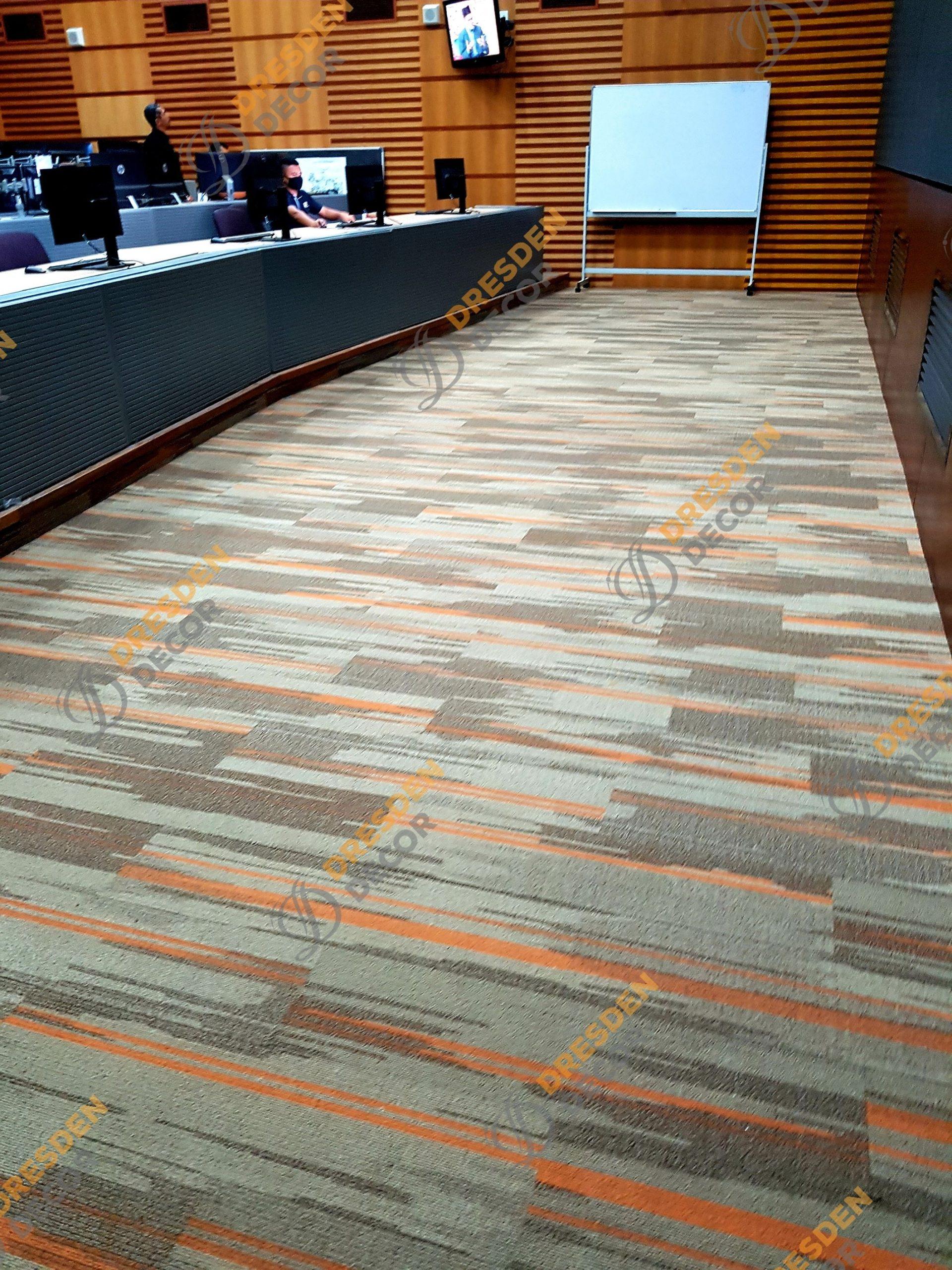 Perbadanan Putrajaya – Carpet Plank
