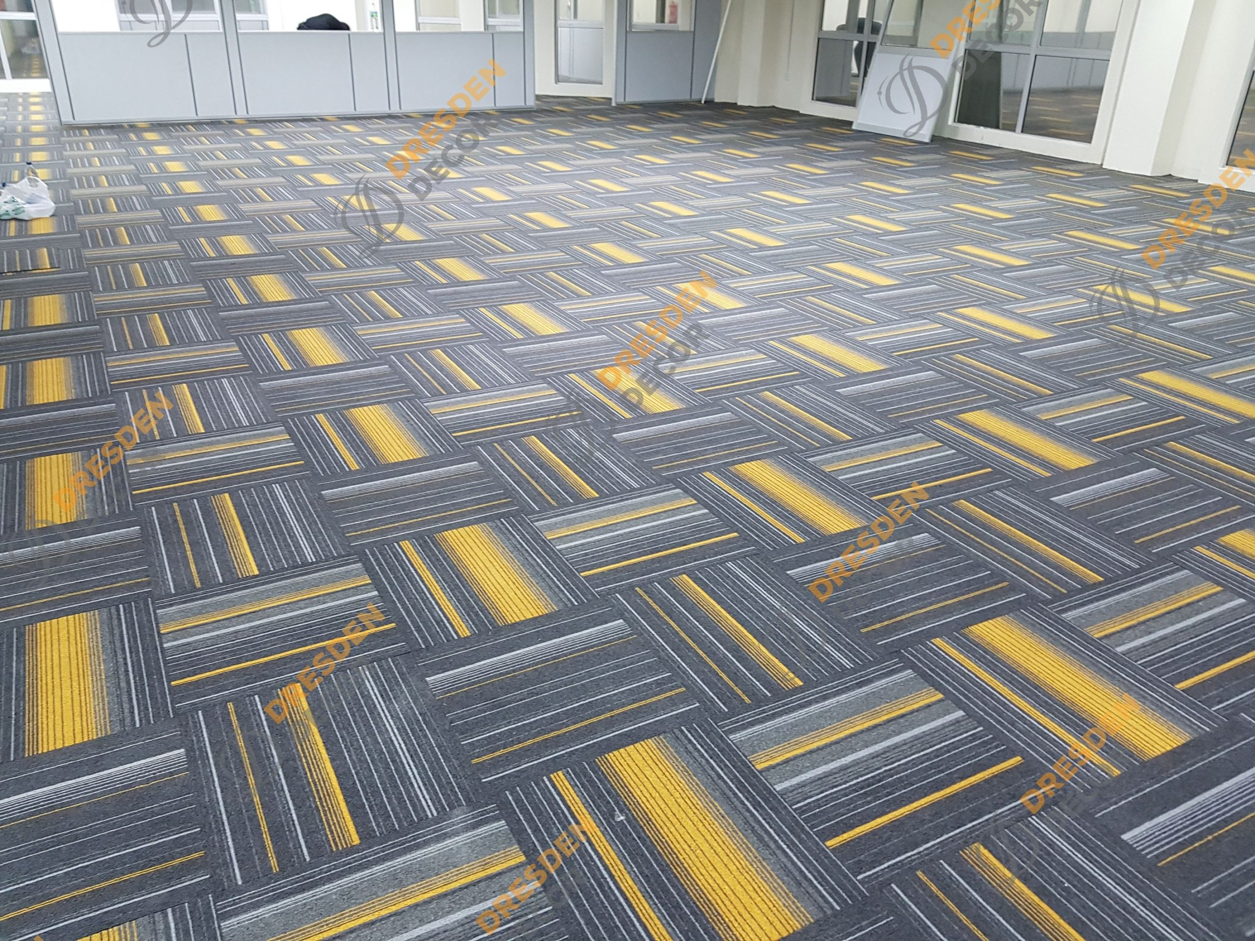 Ipoh Commercial Office – Carpet Tiles