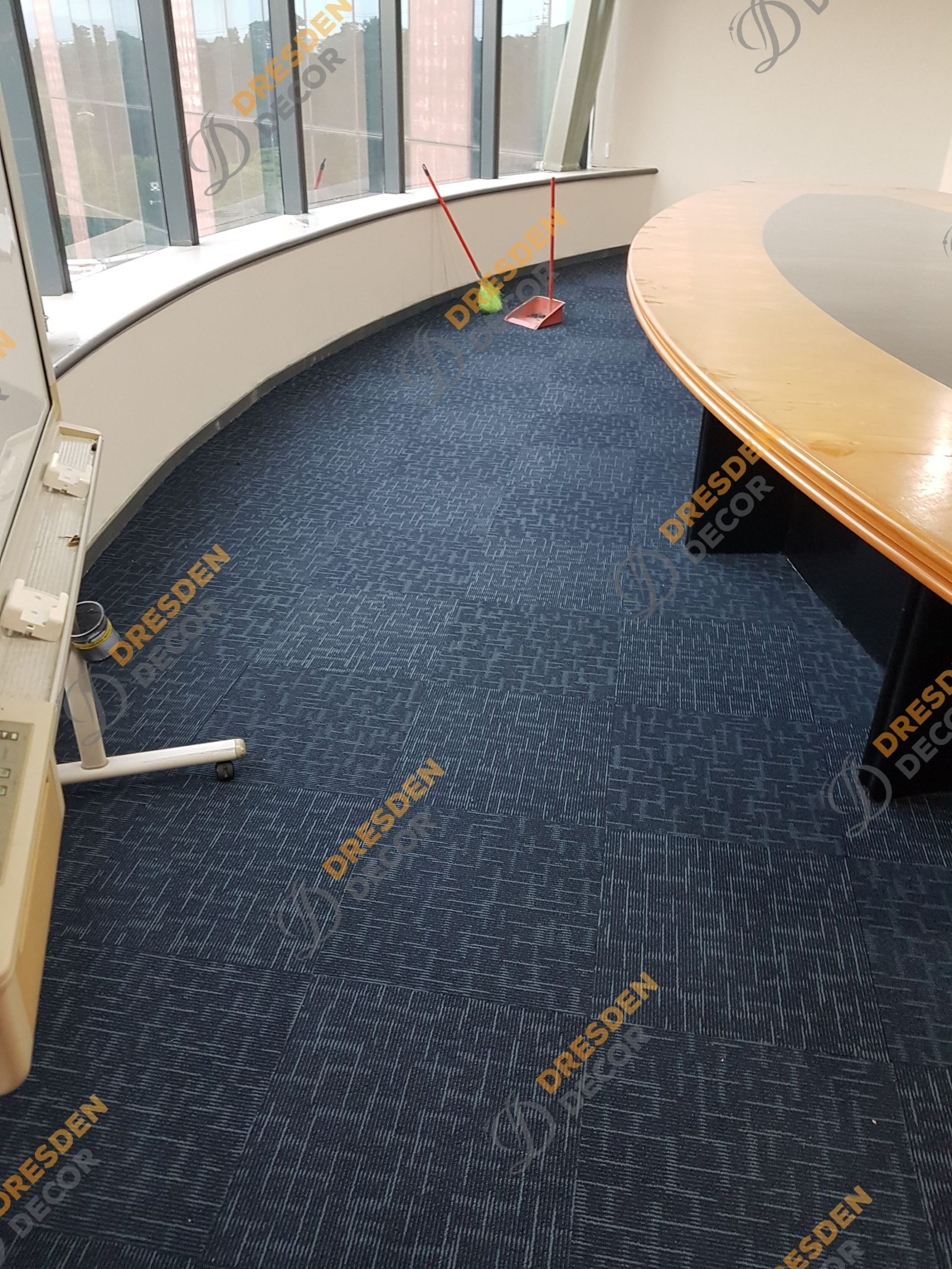 DRB HICOM Glemarie – PP Carpet Tiles